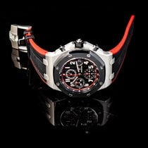 Audemars Piguet Royal Oak Offshore Chronograph Steel 42mm Black United States of America, California, San Mateo