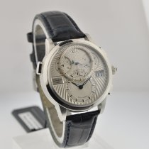 Glashütte Original Platinum Manual winding pre-owned PanoMaticChrono