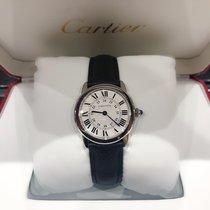 Cartier Ronde Croisière de Cartier Сталь 29mm Cеребро Римские