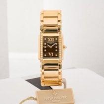 Patek Philippe Twenty~4 Pозовое золото 22mm Римские