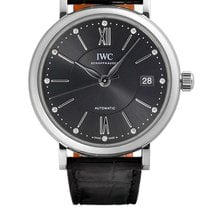 IWC Steel 37mm Automatic IW458102 new