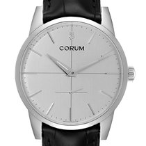 Corum new Manual winding Small seconds 38mm Steel Sapphire crystal