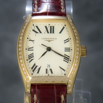 Longines Or jaune 32mm Quartz L2.155.7 occasion