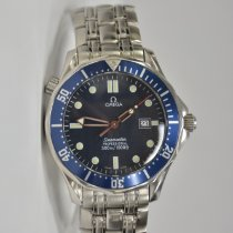Omega 2541.80 Staal Seamaster 41mm tweedehands