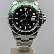 Rolex 16610LV Acier 2010 Submariner Date 40mm occasion France, Paris