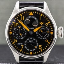 IWC Big Pilot 46mm Black Arabic numerals United States of America, Massachusetts, Boston