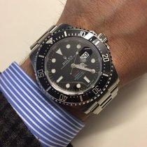 Rolex Sea-Dweller Çelik 43mm Siyah Sayılar yok Türkiye, Bursa