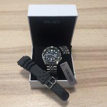 Seiko SKX007K2 Acciaio 2018 Prospex 42mm usato