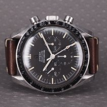 Omega Speedmaster Professional Moonwatch Stål 42mm Sort Danmark, Hellerup