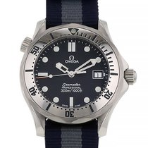 Omega Seamaster Diver 300 M Acier 36mm Noir Sans chiffres France, Paris
