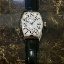 Franck Muller Crazy Hours Steel 39.6mm