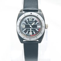 Timex Steel 30mm Manual winding pre-owned