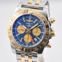 Breitling Gold/Steel 44mm Automatic CB042012/C858 pre-owned