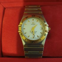 Omega Constellation Gold/Steel 35mm Australia, Chifley
