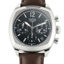 Heuer Steel 38mm Automatic CR2110.FC6165 pre-owned United States of America, New York, New York