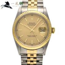 Rolex 16233 Staal 2000 Datejust 36mm tweedehands