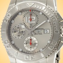 Longines HydroConquest Steel 41mm Grey United States of America, Illinois, Northfield