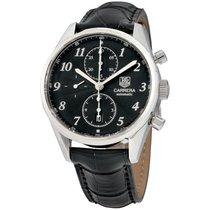 TAG Heuer Carrera Calibre 16 new Automatic Chronograph Watch with original box CAS2110.FC6266