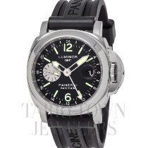 Panerai Luminor GMT Automatic Steel 44mm Black Arabic numerals United States of America, New York, Hartsdale