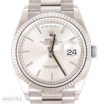 Rolex Day-Date 36 neu 2020 Automatik Uhr mit Original-Box und Original-Papieren 128239