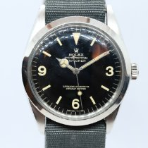 Rolex Explorer Ref. 1016 Very good Steel 36mm Automatic