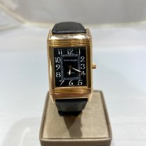 Jaeger-LeCoultre 250.2.86 Red gold 2003 Reverso Classique 23mm pre-owned