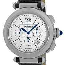 "Cartier ""Pasha de Cartier"" 42mm Automatic Chronograph..."