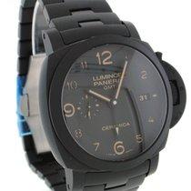 Panerai Luminor 1950 Tuttonero GMT Black PAM00438 Ceramic