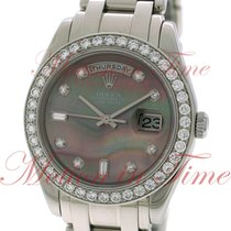 Rolex Day-Date 18946 dkmd pre-owned