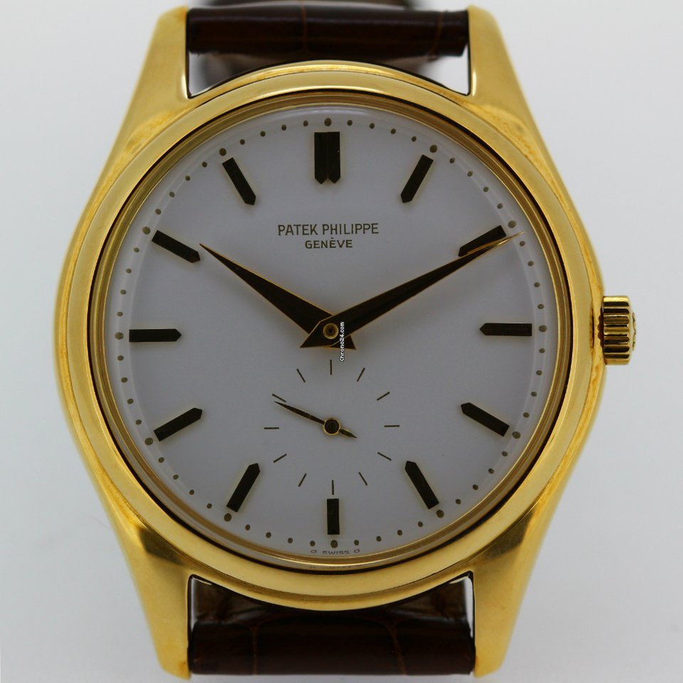 84b472085 Patek Philippe 2526J Vintage Automatic Calatrava Watch for $55,000 for sale  from a Trusted Seller on Chrono24
