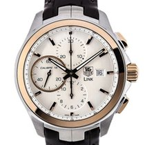 TAG Heuer Link Calibre 16 43mm White
