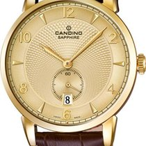 Candino Classic C4592/4 Herrenarmbanduhr Klassisch schlicht