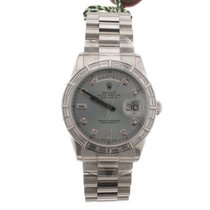 Rolex Day-Date Baguette Platinum