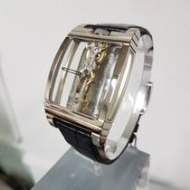 Corum Golden Bridge White Gold