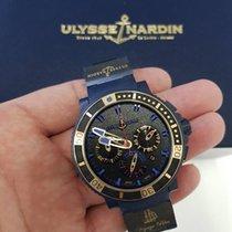 Ulysse Nardin Voyage Blue 99 Limited Edition