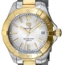 TAG Heuer Aquaracer Lady Gold/Steel 32mm Mother of pearl United States of America, New York, Airmont