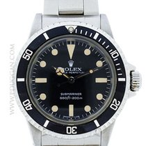 Rolex stainless steel vintage 1979 Submariner