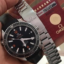Omega Seamaster Planet Ocean 42mm Ceramica 2 pulseiras 2016