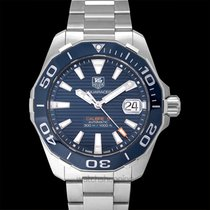 TAG Heuer WAY211C.BA0928 Steel Aquaracer 300M 41mm new United States of America, California, San Mateo