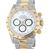 Rolex Daytona 116523 Steel Yellow Gold 40mm