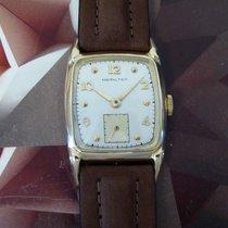 Hamilton Dexter 1950 Wristwatch 17 Jewels Box & Warranty