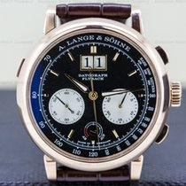A. Lange & Söhne 405.031 F Datograph Up / Down 18k Rose Gold +...