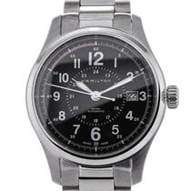 Hamilton Steel 40mm Automatic H70595133 new