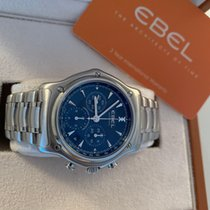 Ebel pre-owned Automatic 40mm Sapphire Glass