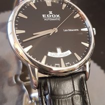 Edox Acier 42mm Remontage automatique 1013442 occasion France, MARSEILLE