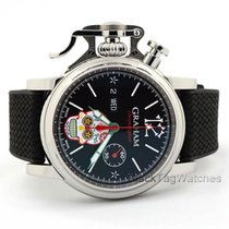 Graham Chronofighter 2CVAS.B28A.K133B 2020 nuevo