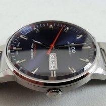 Mido Chronometer 40mm Automatik 2018 neu Commander Blau