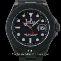 Rolex Yacht-Master 40 40mm Μαύρο