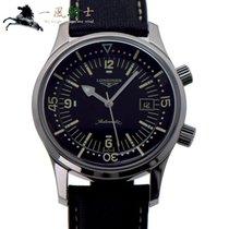 Longines L3.674.4.50.0 Ατσάλι Legend Diver 42mm