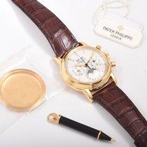 Patek Philippe Perpetual Calendar Chronograph usato 36mm Oro giallo